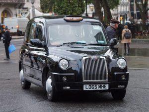 Hackney Taxi Driver